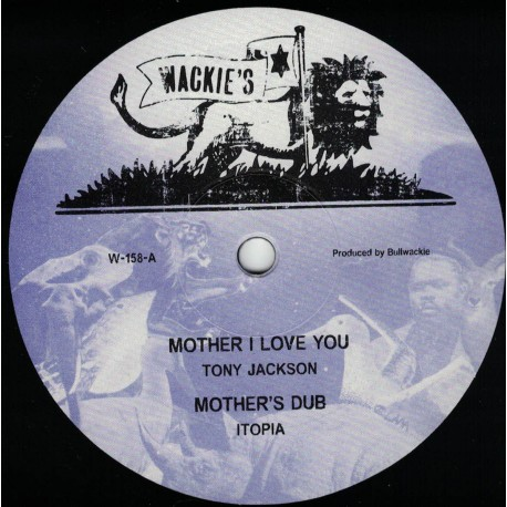 Tony Jackson - Mother I Love You