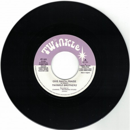 Twinkle Brothers - Give Rasta Praise