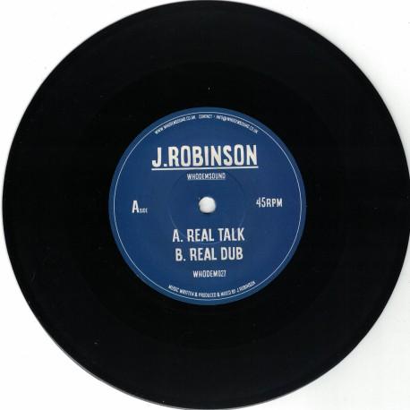 J. Robinson - Real Talk