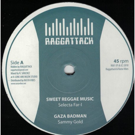 Selecta Far I - Sweet Reggae Music