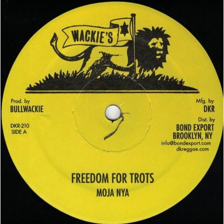Moja Nya - Freedom For Trots