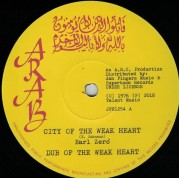 Earl Zero - City Of The Weak Heart