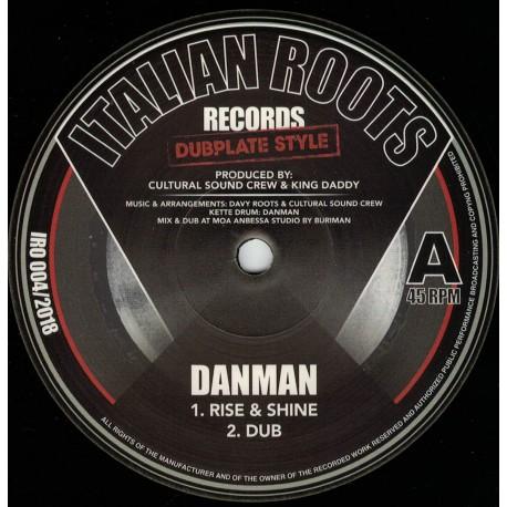 Danman - Rise & Shine