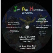 Locks MessenJah feat Ras J - Jahngle WarriYah