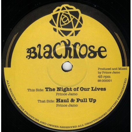 Prince Jamo - The Night Of Our Lives