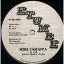 Bare Essentials - Miss Jamaica