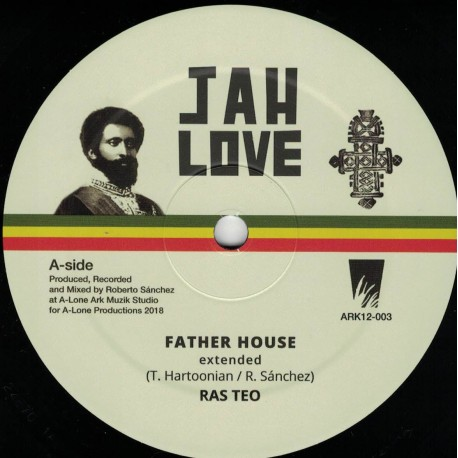 Ras Teo - Father House (extended)