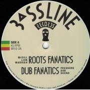 Mr Dill Lion Warriah - Roots Fanatics