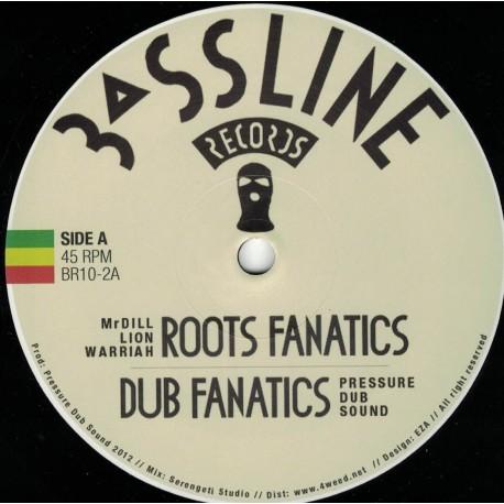 Mr Dill Lion Warriah - Roots Fanatics