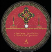 Ras Amlak - Spread Jah Love