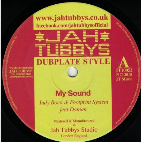 Indy Boca & Footsprint Sound feat. Danman - My Sound