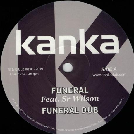 Kanka feat. Sr Wilson - Funeral