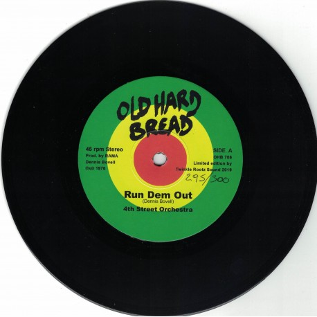 4th Street Orchestra - Run Dem Out