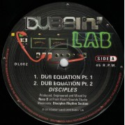 Disciples - Dub Equation