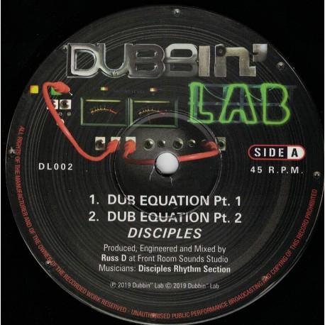 Disciples - Dub Equation