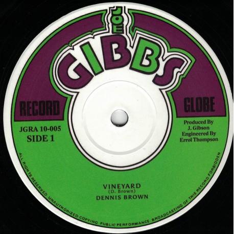 Dennis Brown - Vineyard