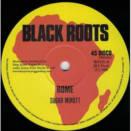 Sugar Minott - Rome