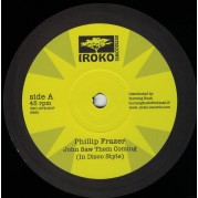 Phillip Frazer - John Saw Them Coming (In Disco Style)