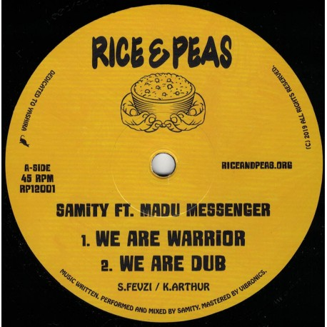 Samity ft. Madu Messenger - We Are Warrior