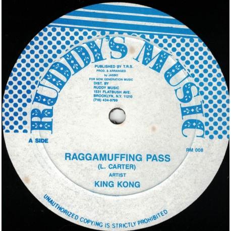 King Kong - Ragamuffing Pass
