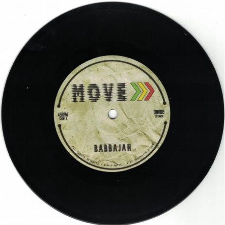 Babbajah - Move