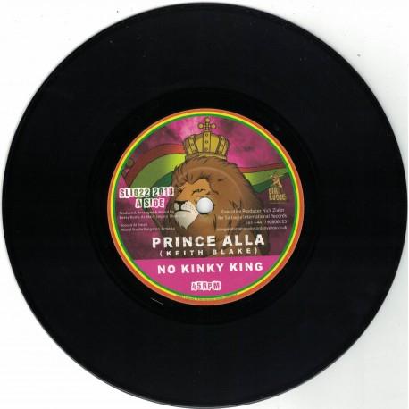 Prince Alla - No Kinky King