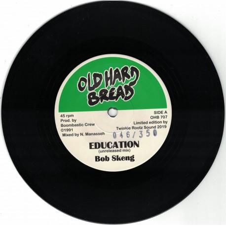 Bob Skeng - Education