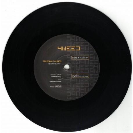Adam Prescott - Freedom Sounds