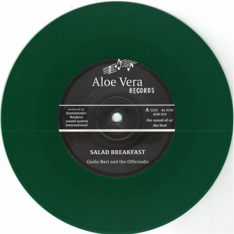 Giulio Neri And The Officinalis - Salad Breakfast
