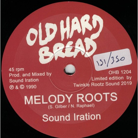 Melody Roots - Sound Iration