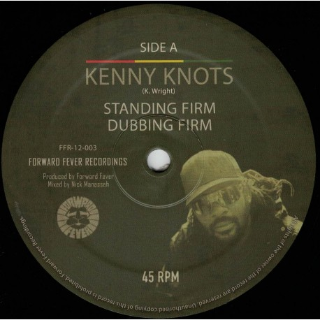 Kenny Knots - Standing Firm