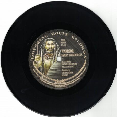 Sammy Dreadlocks - Warrior