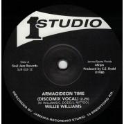 Willie Williams - Armagideon Time