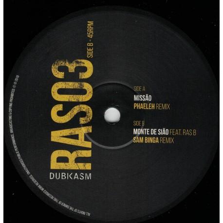 Dubkasm: Phaelen ft Ras B - Missao