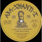 The Shanti Ites - The Kings Highway