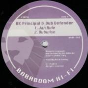 Uk Principal & Dub Defender - Jah Rule