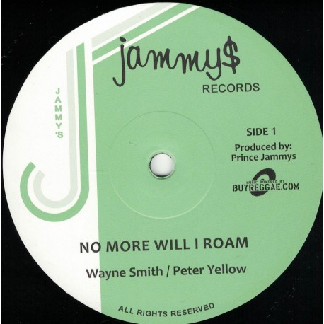 Wayne Smith - No More Will I Roam