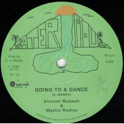 Vincent Roswell & MYstic Radics - Going To A Dance