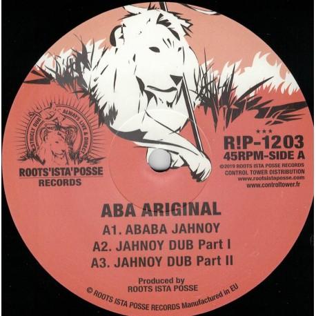 Aba Ariginal - Ababa Jahnoy