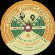 Nzolani Brothers - Kinsoundi Barrage