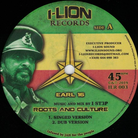 Earl 16 meet iSt3p - Roots And Culture
