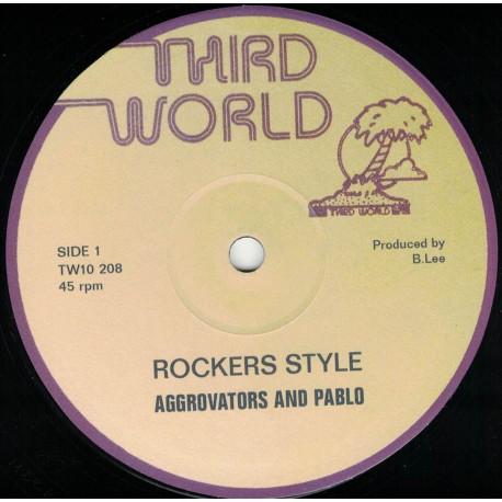 Aggrovators & Pablo - Rockers Style