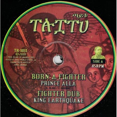 Prince Alla - Born A Fighter