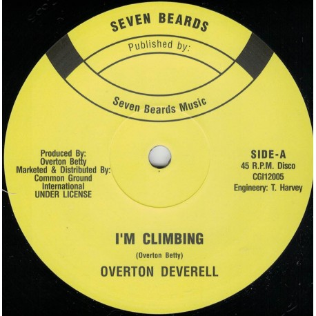 Overton Deverell - I'm Climbing