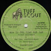 Rickey Messenger And The Semi-Professionals - Now Is The Time For Jah