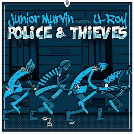 Junior Murvin meets U-Roy - Police & Thieves