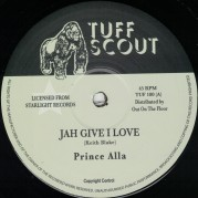 Prince Alla - Jah Give I Love