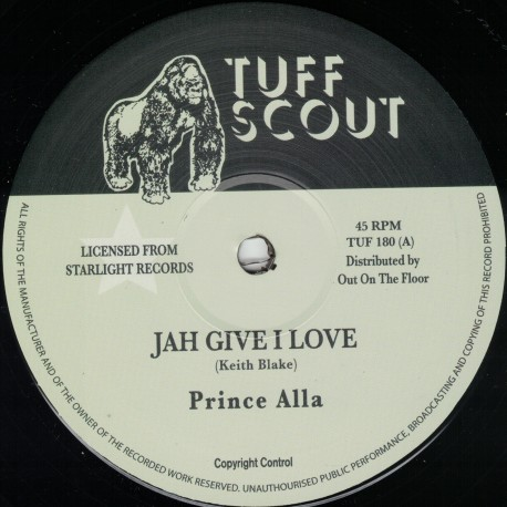 Prince Alla - Jah Give I Love