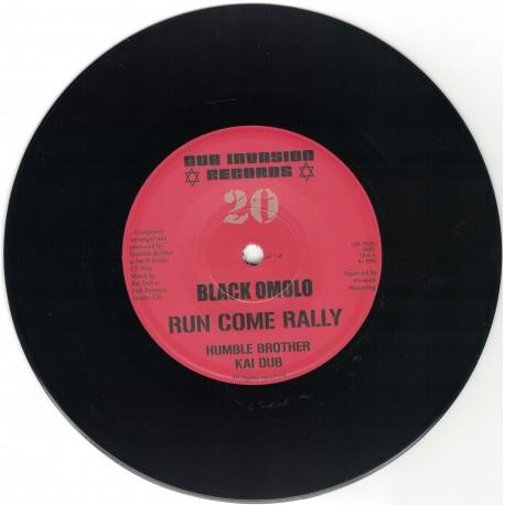 Black Omolo - Run Come Rally