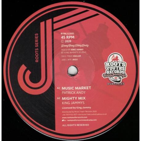 Patrick Andy - Music Market
